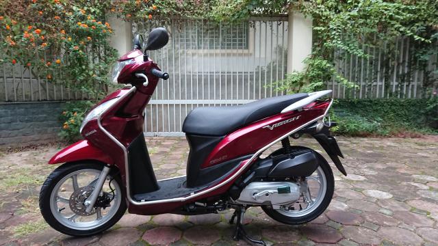 Honda Vision 2014 Do man HN chinh chu su dung 22tr300 - 5