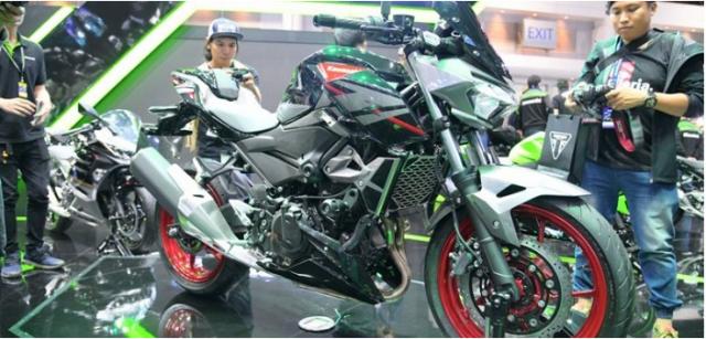 Kawasaki Z250 Z400 duoc cong bo gia ban chinh thuc tu 116 trieu 131 trieu VND - 5