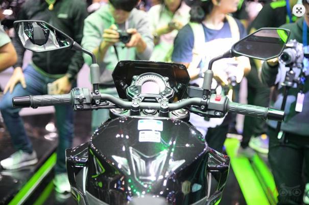Kawasaki Z250 Z400 duoc cong bo gia ban chinh thuc tu 116 trieu 131 trieu VND - 6