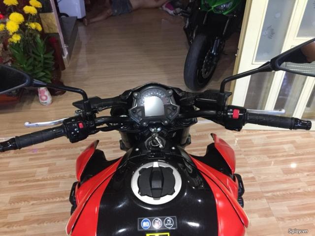 Kawasaki z900 date 2017 hai quan chinh ngach bien so sg dep