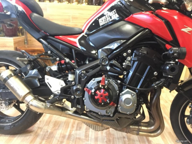 Kawasaki z900 date 2017 hai quan chinh ngach bien so sg dep - 9