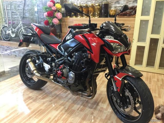 Kawasaki z900 date 2017 hai quan chinh ngach bien so sg dep - 2