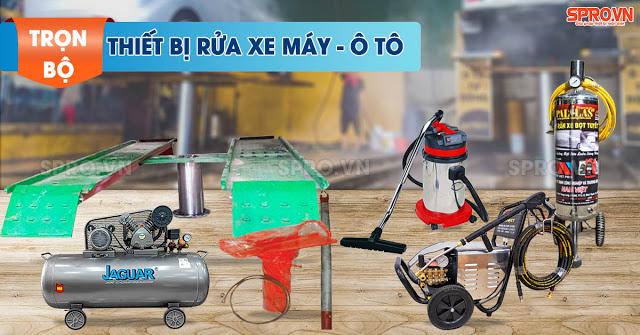 May phun rua ap luc cao AR U301410 Cong suat 30 KW - 6