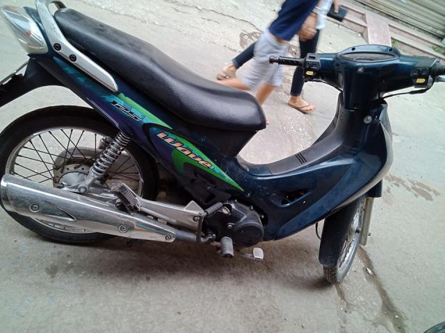 Minh ban chiec xe wave thai 125cc - 2