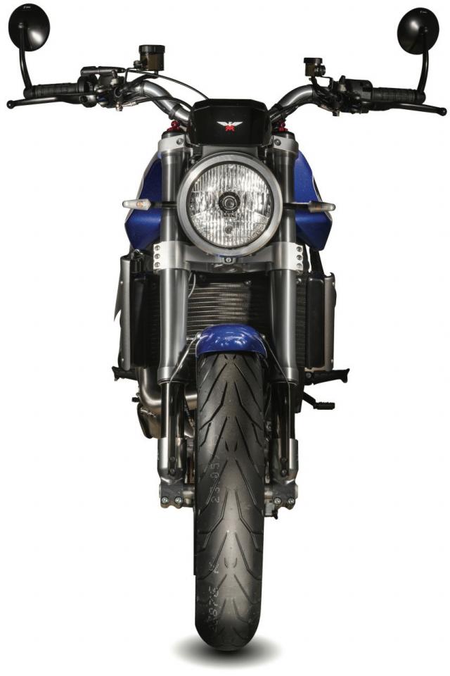 Moto Morini Milano va Corsaro 2019 duoc gioi thieu mang dam thiet ke Scrambler nhung nam 70 - 4