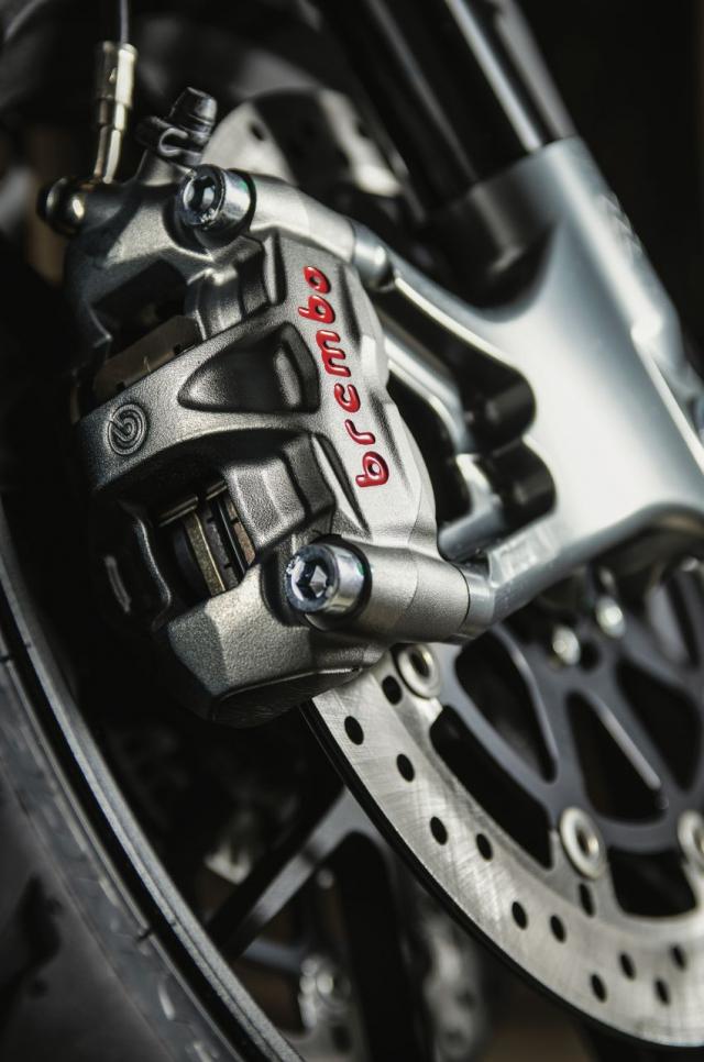 Moto Morini Milano va Corsaro 2019 duoc gioi thieu mang dam thiet ke Scrambler nhung nam 70 - 7