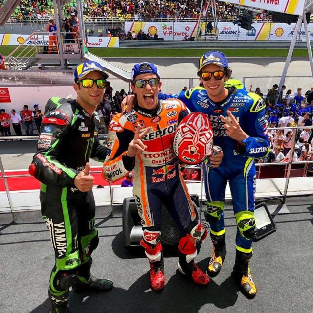 MotoGPChang 18 Tai Malaysia Ky nang can di cung may man - 7