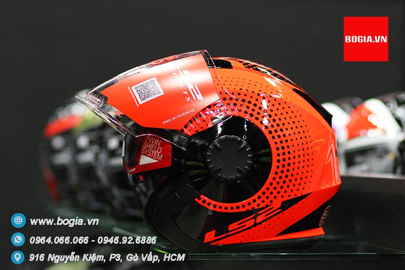 Non Bao Hiem 34 LS2 VERSO OF570 Co 2 Kinh - 3