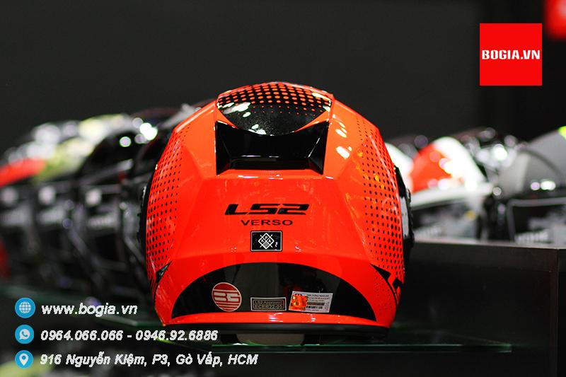 Non Bao Hiem 34 LS2 VERSO OF570 Co 2 Kinh - 15