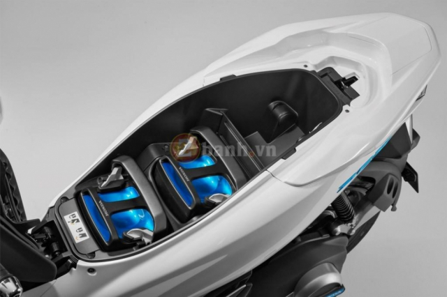 PCX Electric duoc Honda ra mat dich vu cho thue xe tai Nhat - 9