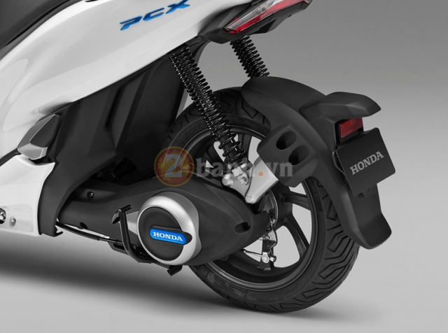 PCX Electric duoc Honda ra mat dich vu cho thue xe tai Nhat - 10