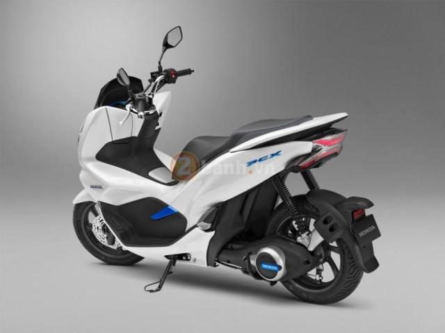 PCX Electric duoc Honda ra mat dich vu cho thue xe tai Nhat - 11