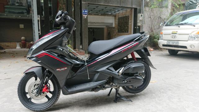 Rao ban Honda Air blade 125fi Black Edition den mo chinh chu - 4