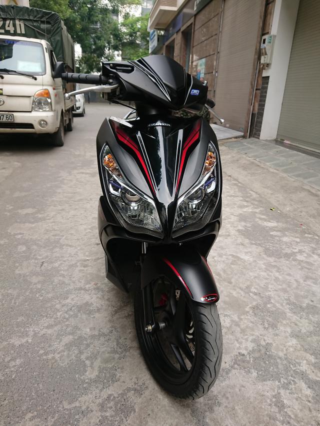 Rao ban Honda Air blade 125fi Black Edition den mo chinh chu - 6