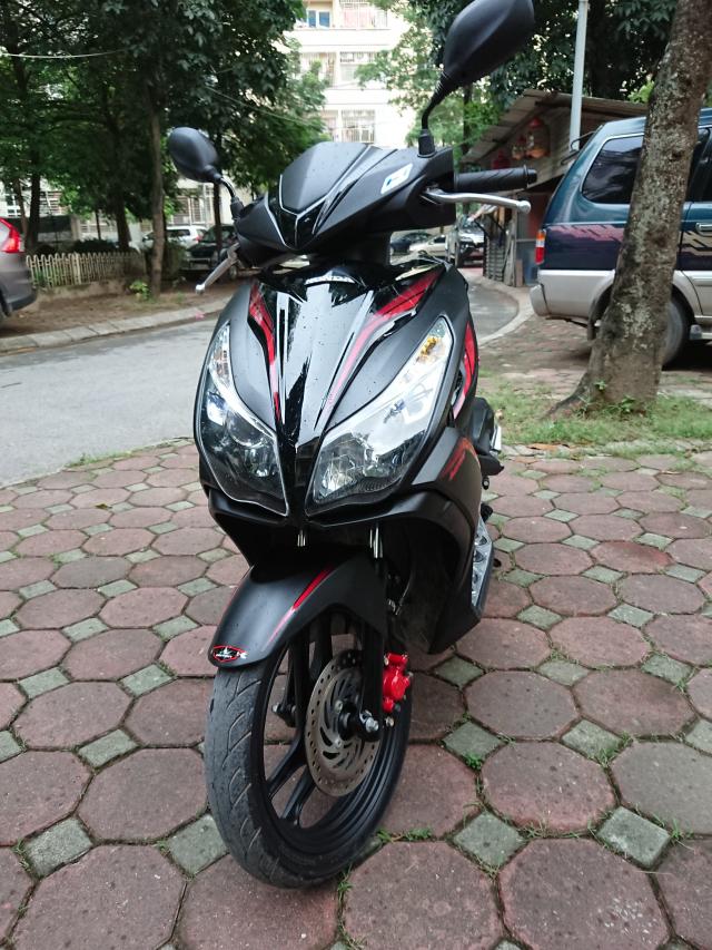 Rao ban Honda Air blade 125fi Black Edition den mo chinh chu bien HN - 6