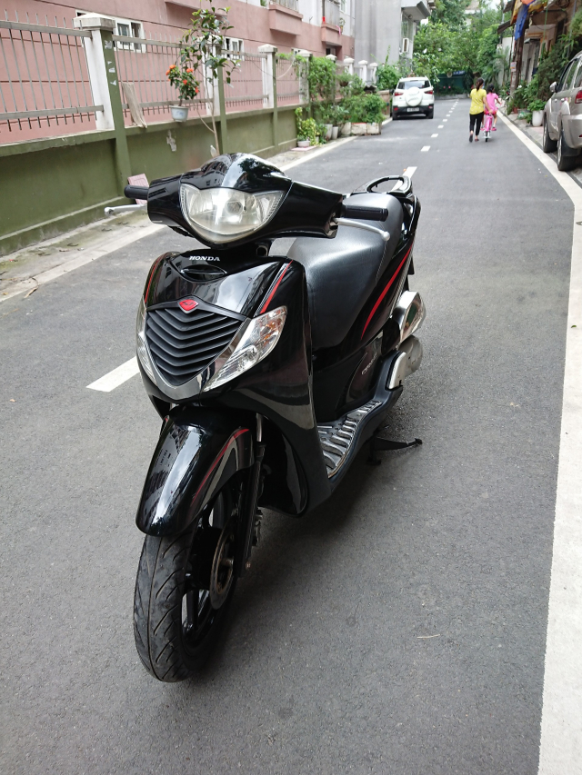 Rao ban Honda Sh 150i Black Sport 2009 bien HN nguyen ban - 2
