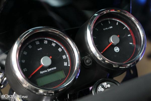 Royal Enfield ra mat Continental GT 650 va Interceptor INT 650 voi gia tu 150 trieu VND - 8