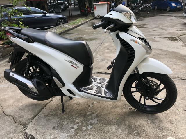 SH125i Trang full nhap 2017 khoa Smartkey 29 5 so chinh chu HN 8k km 685tr chinh chu chung ban n - 3