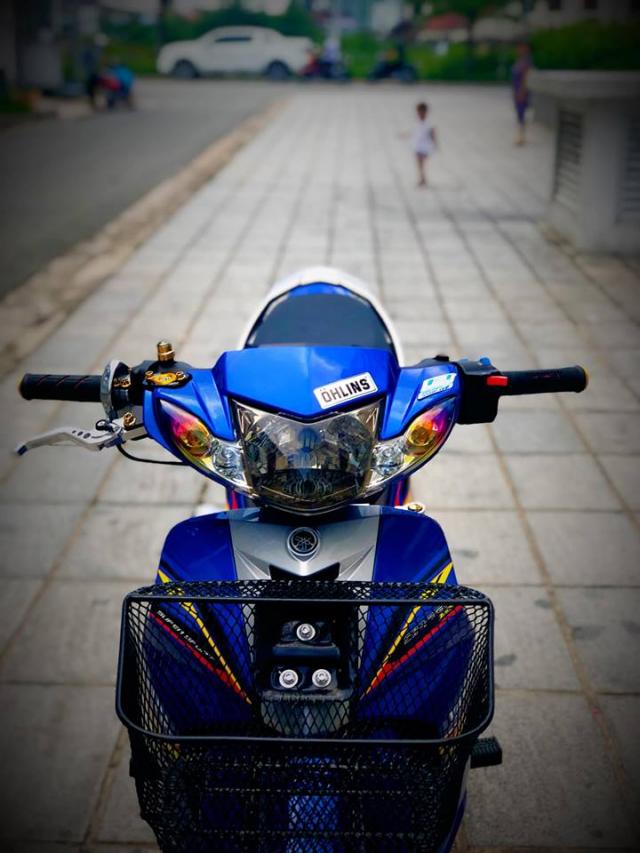 Sirius do nong bong voi he thong tro luc ong xa cua biker Viet - 4