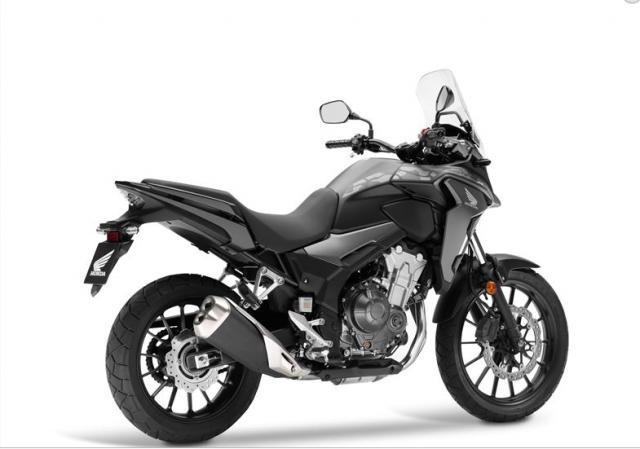 So sanh thong so giua Honda CB500X 2018 vs Honda CB500X 2019 - 10