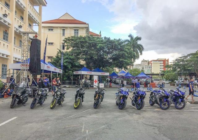 Yamaha chuan bi ra mat hang loat xe mo to PKL trong su kien toi day - 3