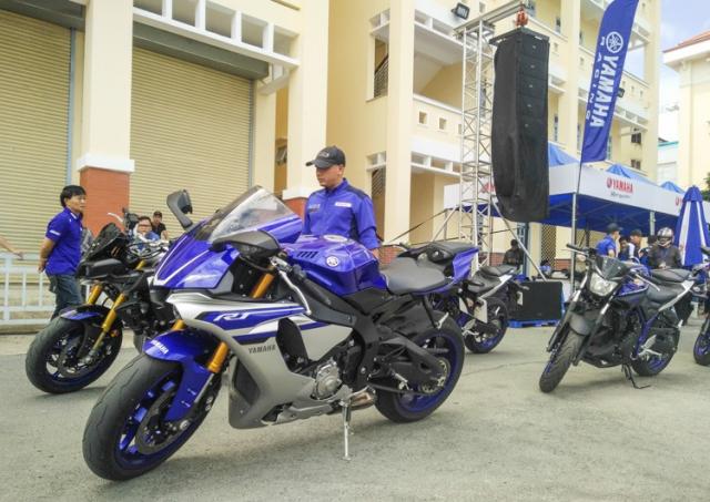 Yamaha chuan bi ra mat hang loat xe mo to PKL trong su kien toi day - 5