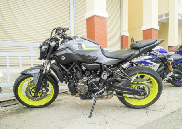 Yamaha chuan bi ra mat hang loat xe mo to PKL trong su kien toi day - 13