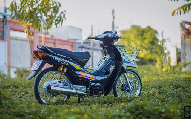Wave 110 ban do day tam huyet cua biker Soc Trang - 12