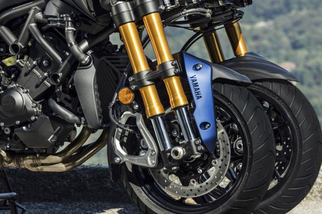 Yamaha Niken GT 2019 moto 3 banh doc dao phien ban danh cho Phuot thu - 6
