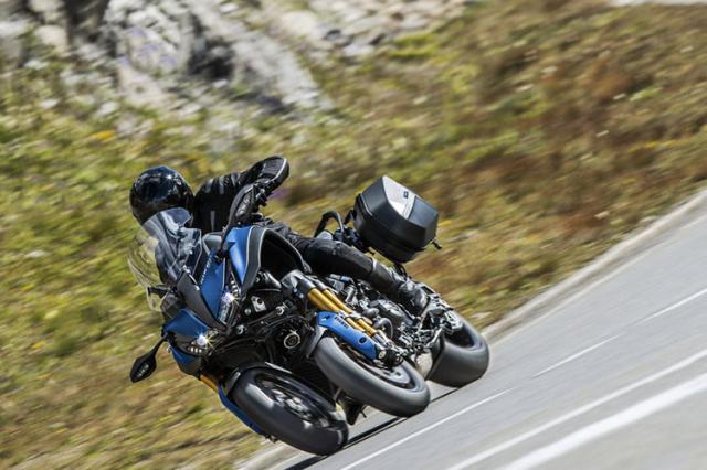 Yamaha Niken GT 2019 moto 3 banh doc dao phien ban danh cho Phuot thu - 13