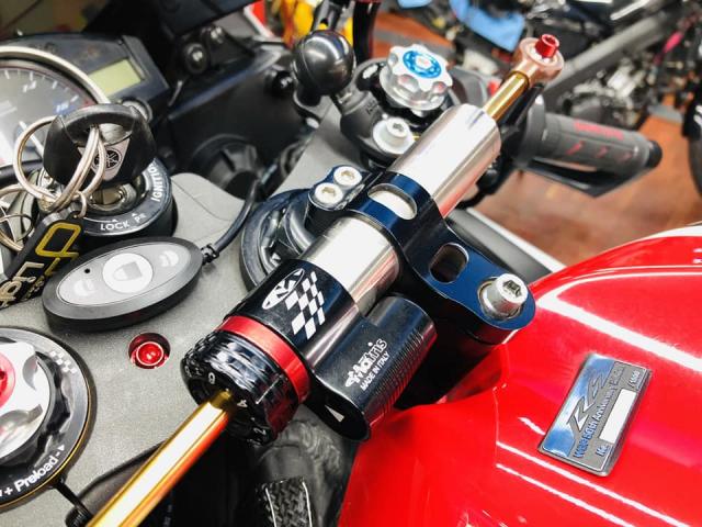 Yamaha R6 hoi sinh mot huyen thoai da bi lang quen - 6