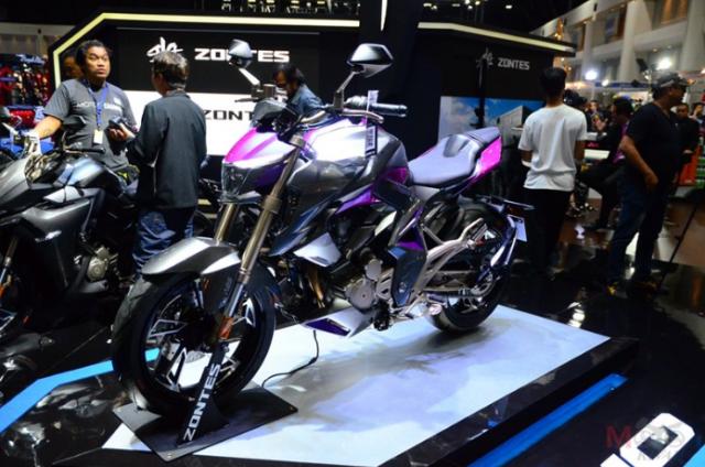 Zontes X310 R310 duoc gioi thieu voi gia chinh thuc tu 91 trieu VND tai Motor Expo 2018 - 10