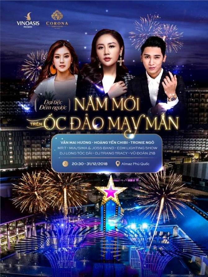 3 cach don chao nam moi 2019 nhieu may man tren Dao Ngoc Phu Quoc - 3