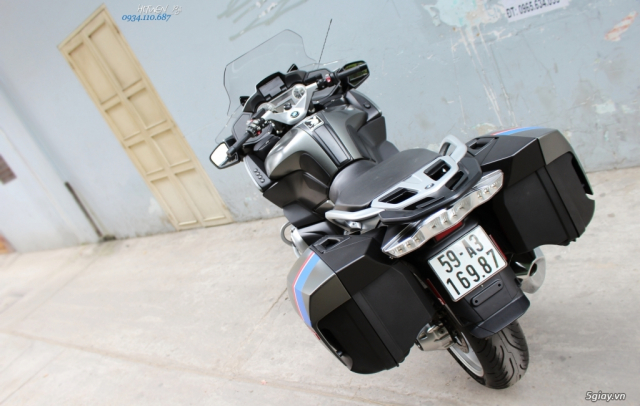 ___ Can Ban ___BMW R1200RT ABS 2015 Keyless Ride___ - 5