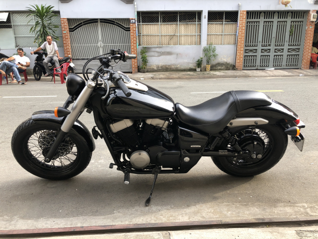 __Can Ban Honda SHADOW Phantom 750cc Date 2012 DKLD 2017 Ban chau au chia khoa hiss odo 10k - 8