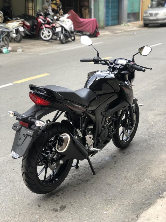 __Can Ban SUZUKI GSX150cc HQCN xe nhap khau indonesia odo 50km xe moi chua dang ky - 5