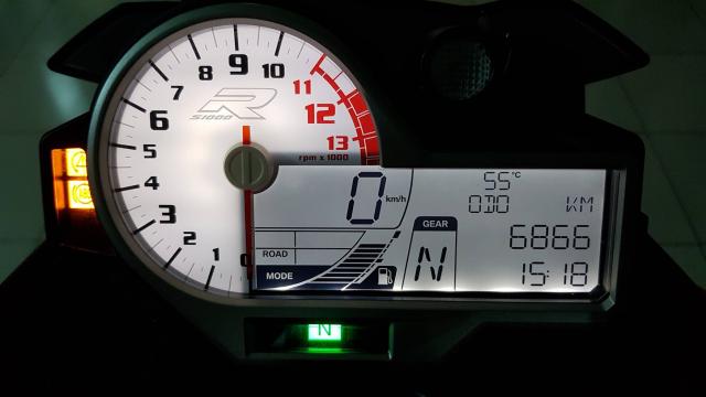 Ban BMW S1000R 62018 Chinh hang con bao hanhSaigon so dep 1 chu - 26