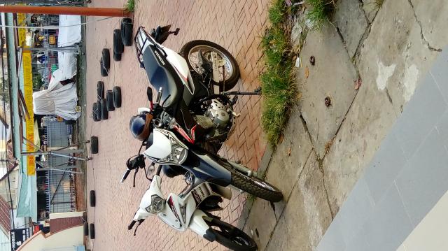 Ban cao cao Honda XR150