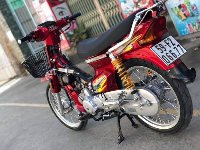 Honda Dream ban do mang ten giac mo cua cac ban tre thap nien 90 - 7