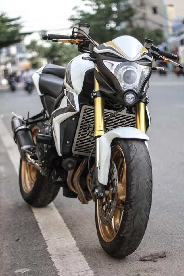 Ban Honda Cb1000r 2010 Non Abs Mam Vang Dong - 2