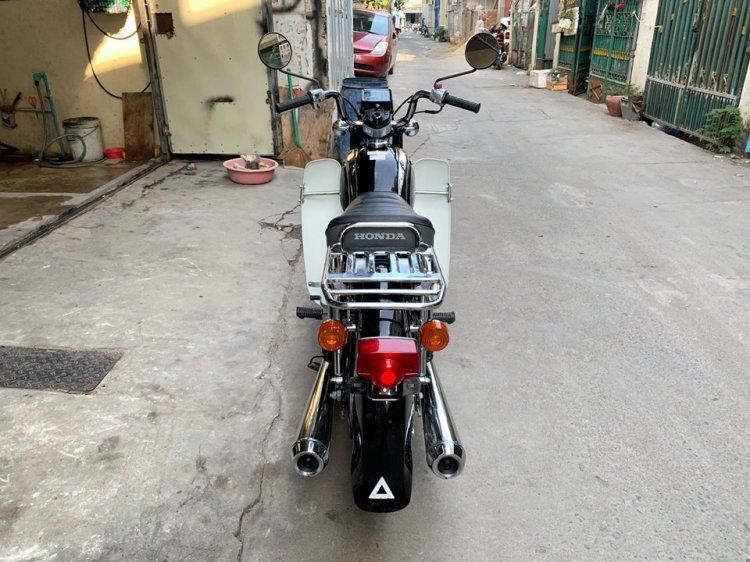 Ban Honda CD125cc042002Xe co Hoang Tu Den Cuc Dep - 5
