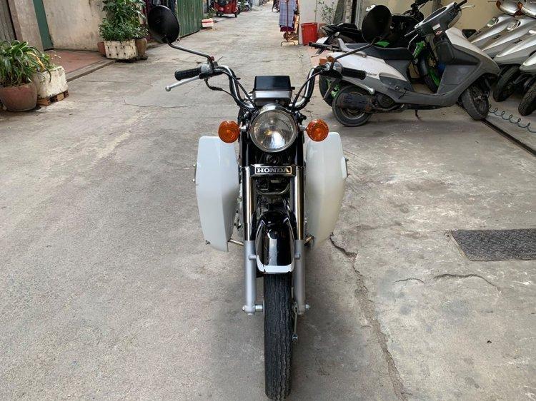 Ban Honda CD125cc042002Xe co Hoang Tu Den Cuc Dep - 2