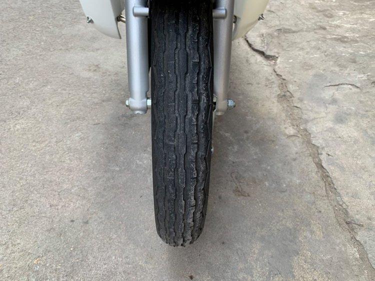 Ban Honda CD125cc042002Xe co Hoang Tu Den Cuc Dep - 6
