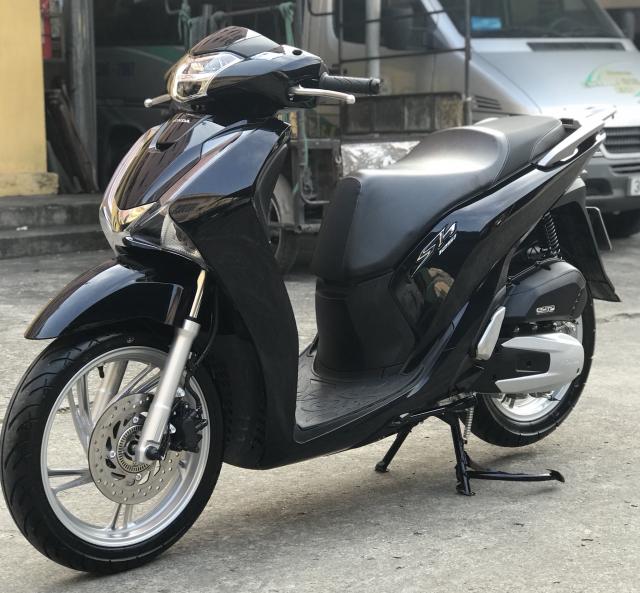 Ban SH Viet 125 phanh ABS 102018 mau den Qua moi - 2