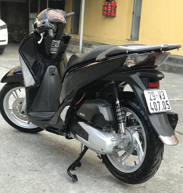 Ban SH Viet 125 phanh ABS 102018 mau den Qua moi - 6