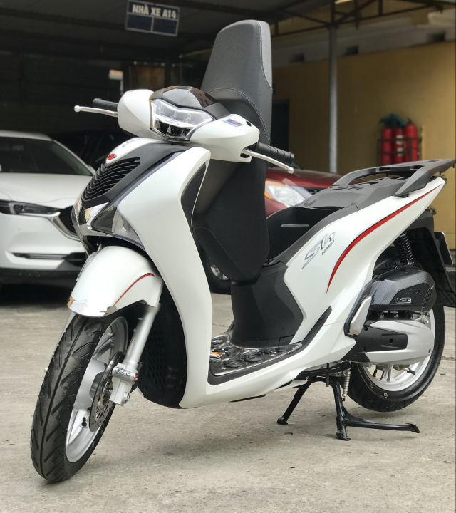 Ban SH Viet 125 phanh ABS 122018 chay chuan 300km QUA MOI - 10