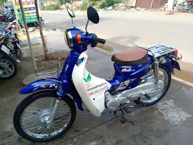 Ban Xe Cub Moi 95 Zin Chinh Chu - 3