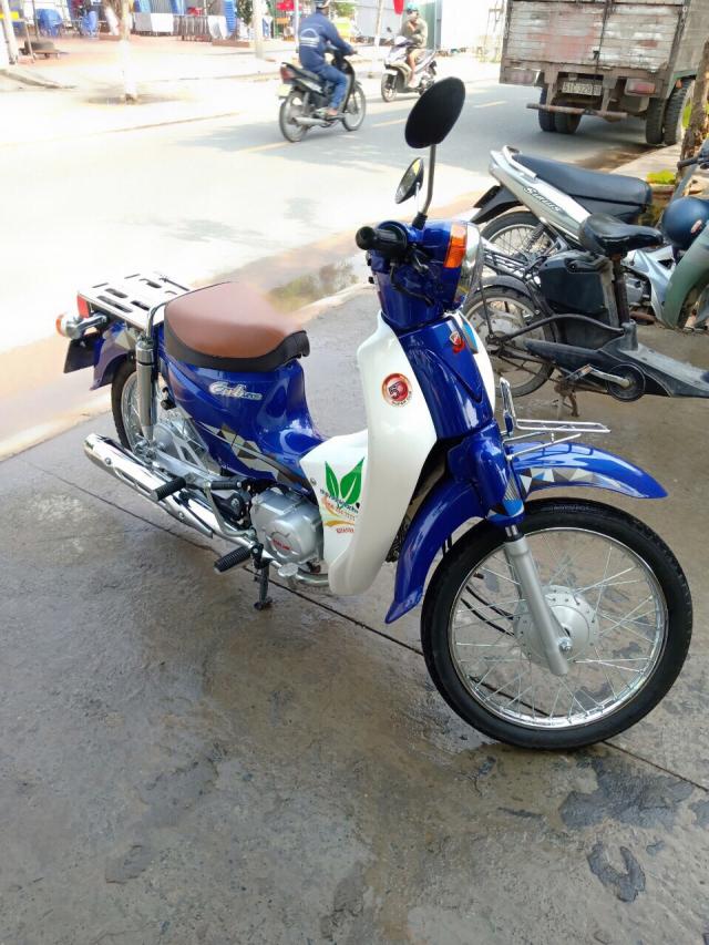 Ban Xe Cub Moi 95 Zin Chinh Chu - 5