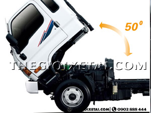Ban xe tai Hyundai 2T3 thung mui bat New Mighty N250 gia re - 2