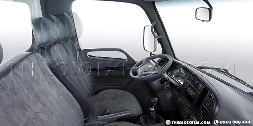 Ban xe tai Hyundai 2T3 thung mui bat New Mighty N250 gia re - 5